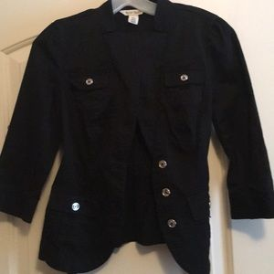 White House black market blazer super cute